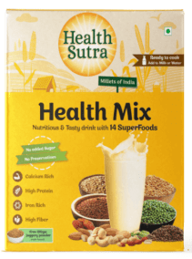 Health Mix by Health Sutra, Fountainhead Foods