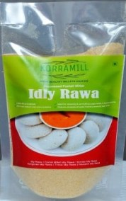 Idly Rava by Farmnutra Millet Foods