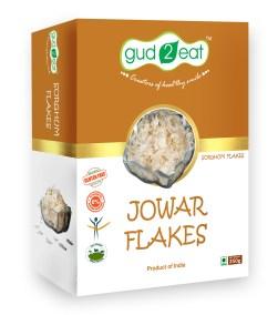 Jowar Flakes by Gud2Eat, Samruddhi Agro