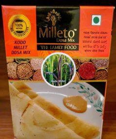 Kodo Millet Dosa Mix by Milleto, Adhisurya Foods