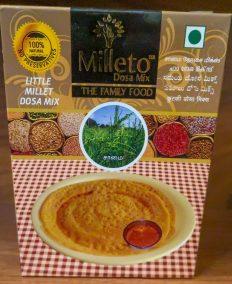 Little Millet Dosa Mix by Milleto, Adhisurya Foods