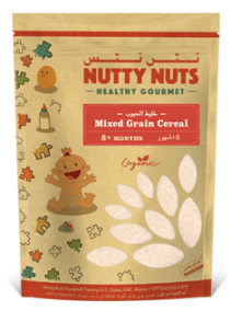 Mixed Grain Cereal by Nutty Nuts