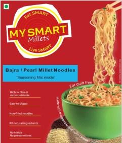 Bajra Millet noodles by My Smart Millets