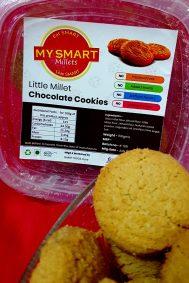 Little Millet Cookies by My Smart Millets