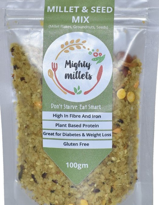Millet and Seed Mix by Mighty Millets
