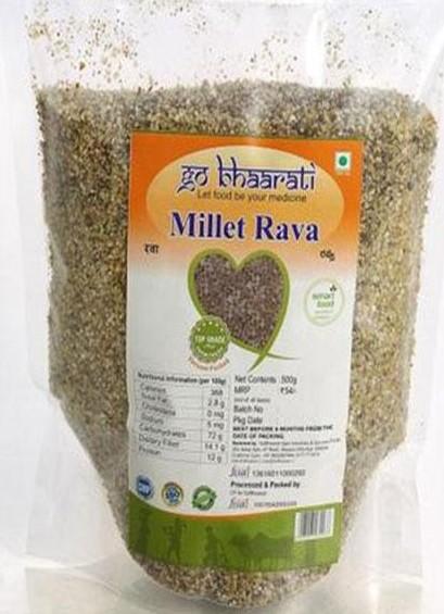 Millet Rava by Go Bhaarati