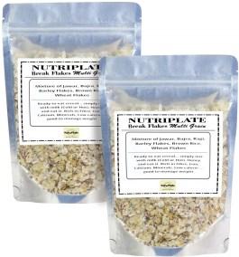 Multigrain Flakes by Nutriplate
