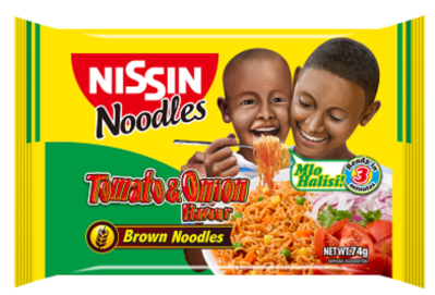 Nissin Noodles Tomato and Onion Flavour by JKUAT Nissin Foods Ltd