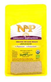 Hulled Millet by N&P Foods