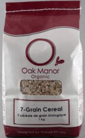 Seven Grain Cereal by Oak Manor