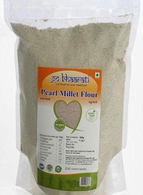 Pearl Millet Flour by Go Bhaarati