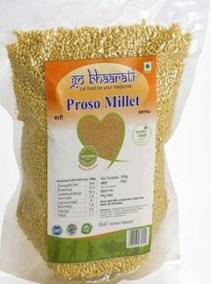 Proso Millet by Go Bhaarati