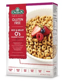 Rice and Millet O's by Orgran Foods