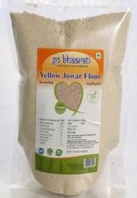 Yellow Jowar Flour by Go Bhaarati