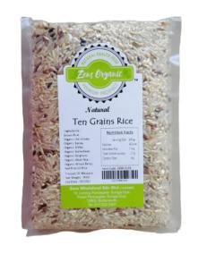 Ten Grain Rice by Zens Organic