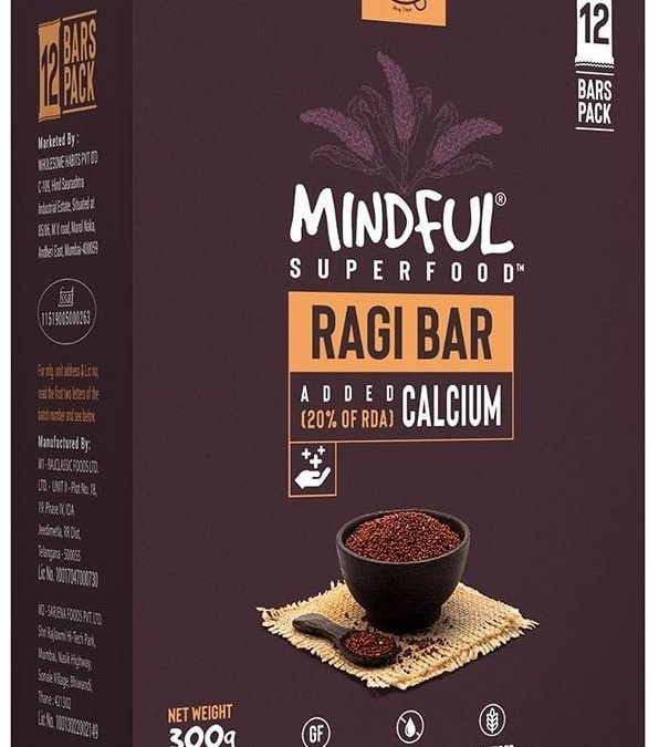 Ragi Bar by Eat Any Time, Wholesum Habits Privated Limited