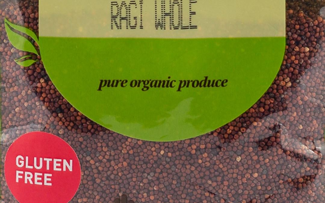 Ragi Whole by Terra Greens