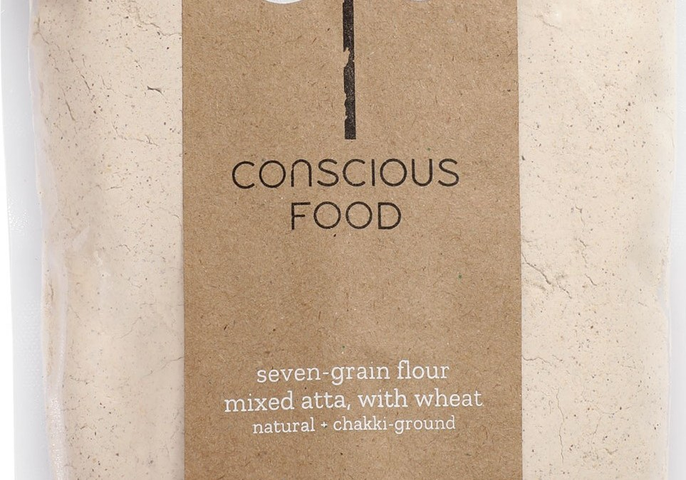 Seven Grain Flour by Conscious Foods
