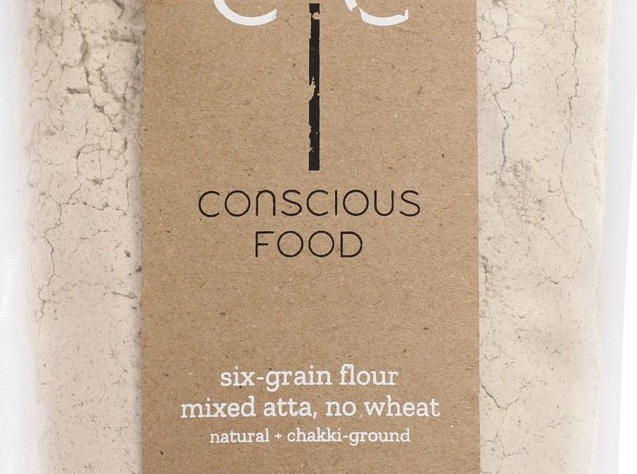 Six Grain Flour by Conscious Foods