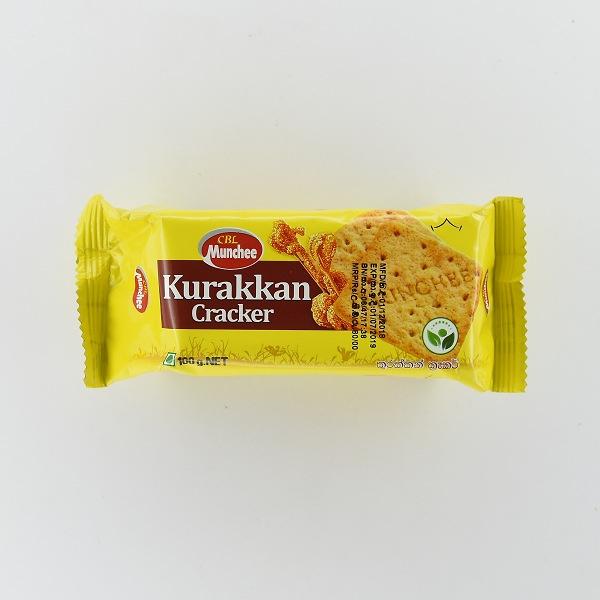 Kurakkan Cracker by CBL Munchee