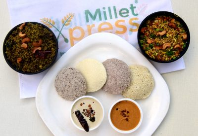 Embark the Millet Express