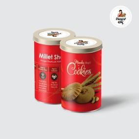 Millet Cookies by Millet Shakti