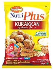 Nutriplus Kurakkan Precooked Cereal by Samaposha, Plenty Foods