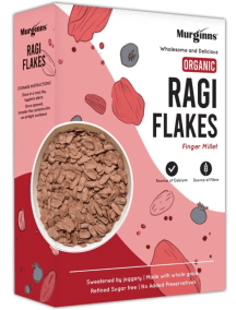 Ragi Flakes by Murginns