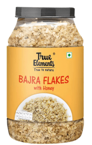 Bajra Flakes by True Elements
