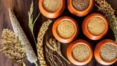 India Leads Initiative to bring Zing Back to Millets