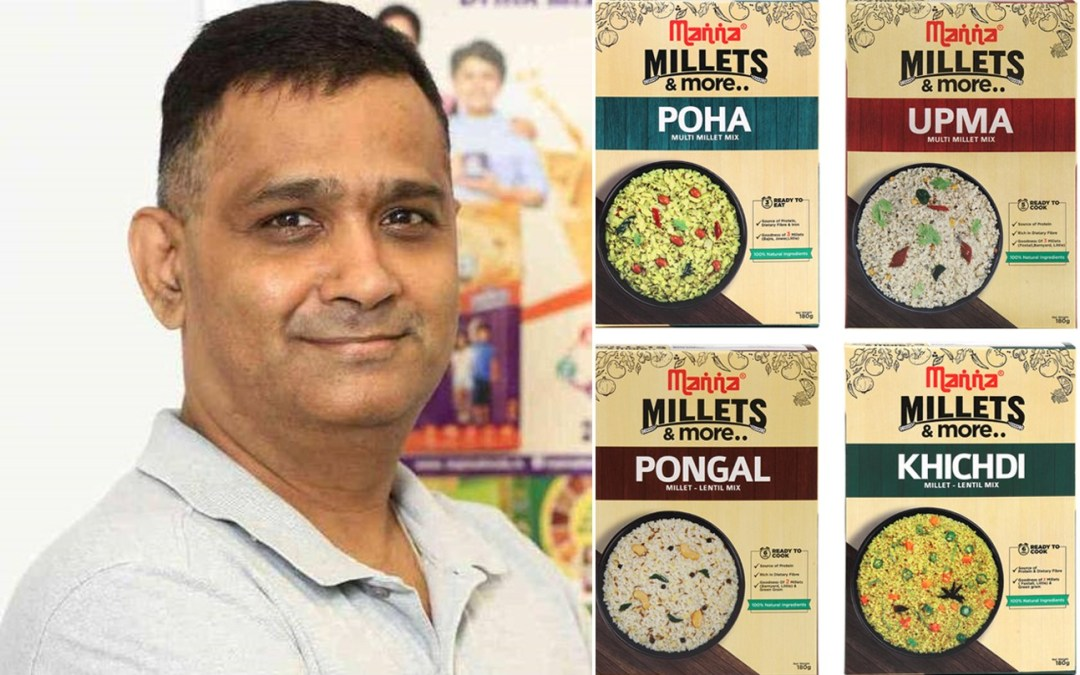 'Millet-based products set to gain increasing acceptance'