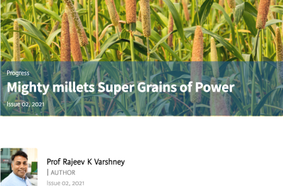 Mighty Millets Super Grains of Power