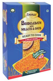 Millet Bisibelebath by Ammae