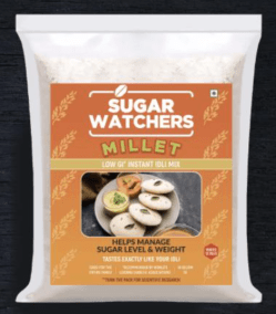Millet Idly Mix by Sugar Watchers