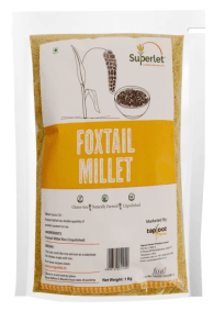 Foxtail Millet by Superlet