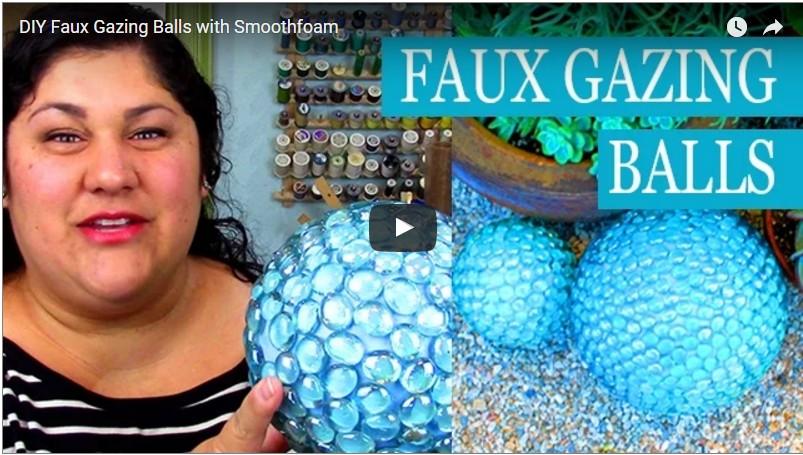 Faux-Gazing-Balls-Video