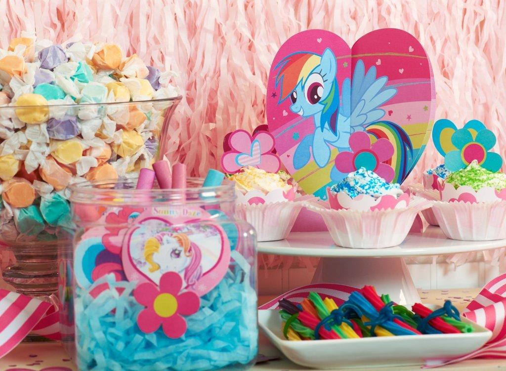 27 My Little Pony Party Ideas