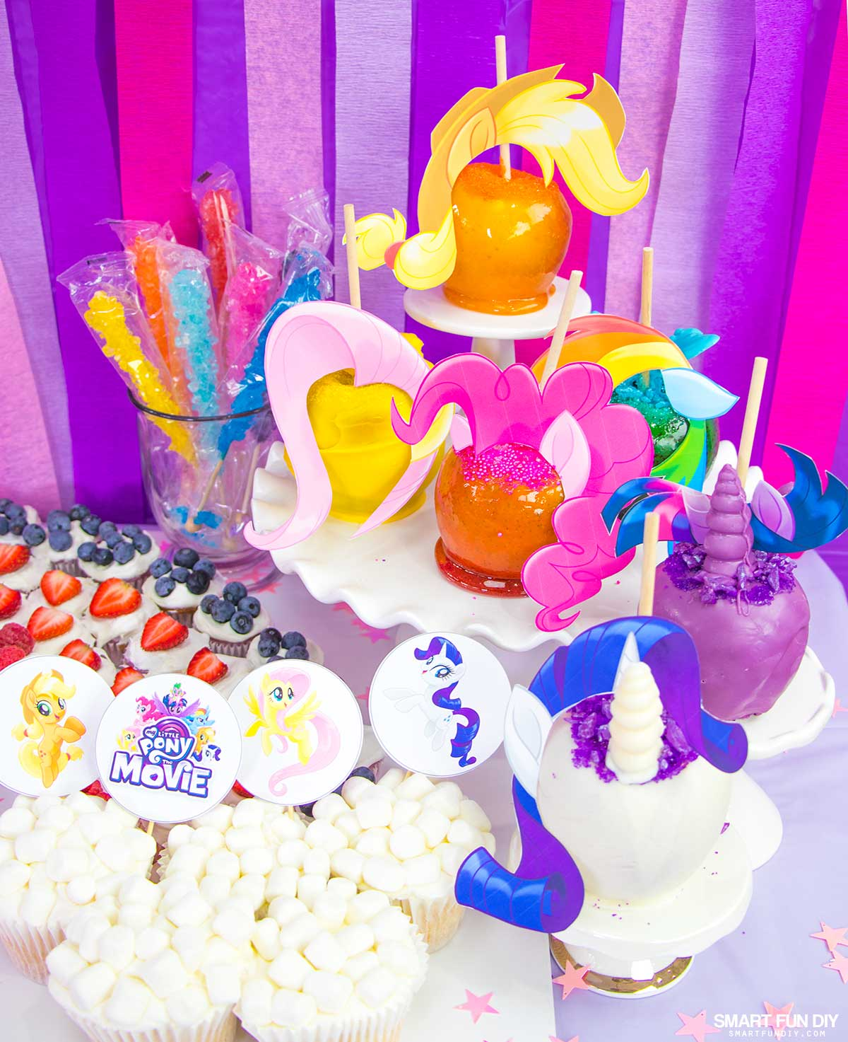 DIY My Little Pony Party My Little Pony The Movie