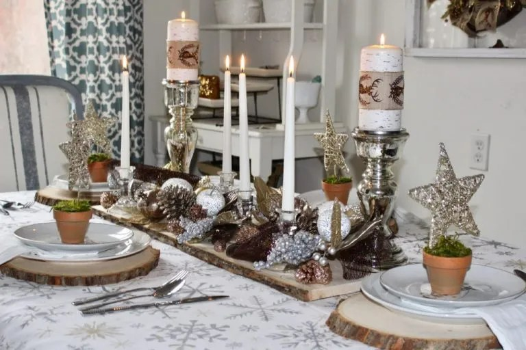 Holiday Centerpiece Ideas Smart Fun DIY