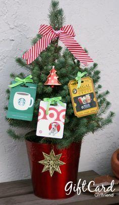 Christmas Money Holder Cards