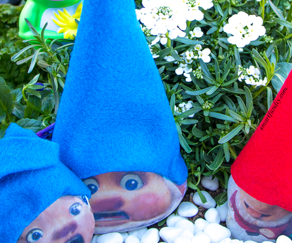 DIY Gnome Rocks