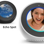 Amazon Echo Spot - Bild: amazon