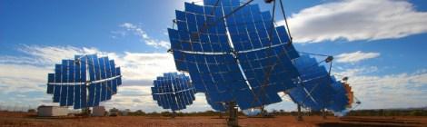 Energía solar         en 2016
