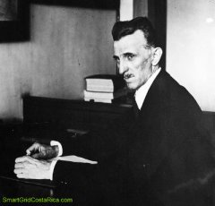 Nikola Tesla Smart Grid Costa Rica Mentor- 3a