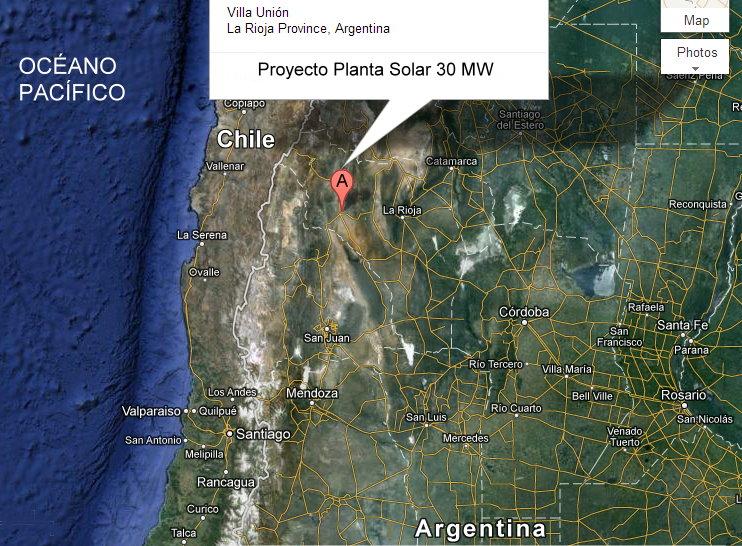 Argentina Inicia Su Plan De Energ 237 A Solar Con 30 Mw