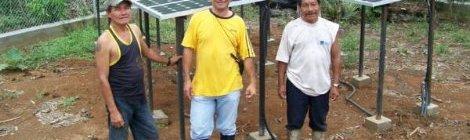 Ecuador: Sistemas de agua potable con paneles solares benefician comunidades