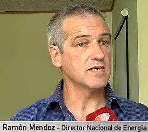 Uruguay Ramon Mendez Director Energia