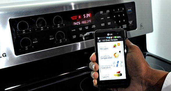 Electrodomésticos LG Inteligentes Smart House Appliances 2