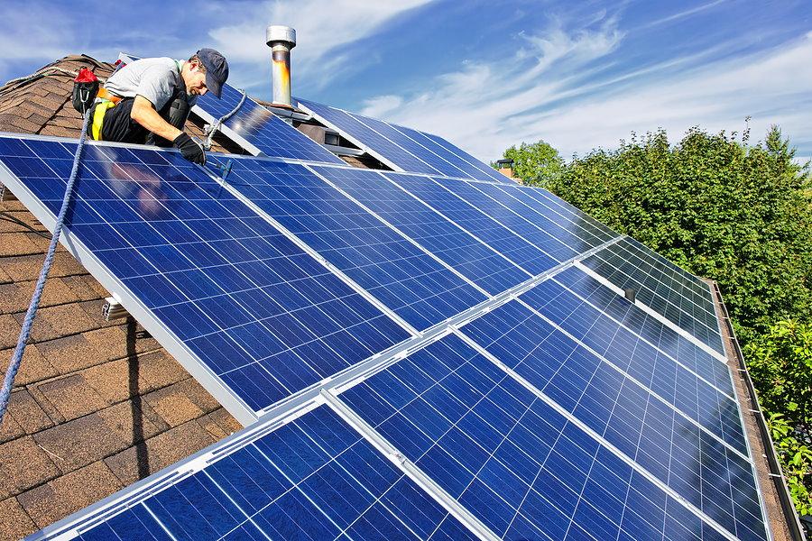 Paneles Solares Fotovoltaicos USA Smart Grid Redes Inteligentes