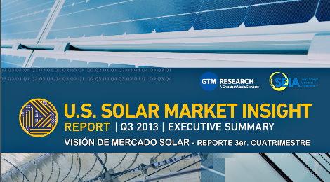 Cada 4 mins en U.S.A se instala un sistema solar